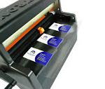 Cold laminator refills for the Brady BLS 1255 laminator