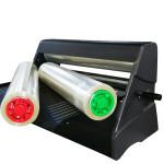 Xyron 2500 laminator, 25 wide cold laminator - no electricity-no heat